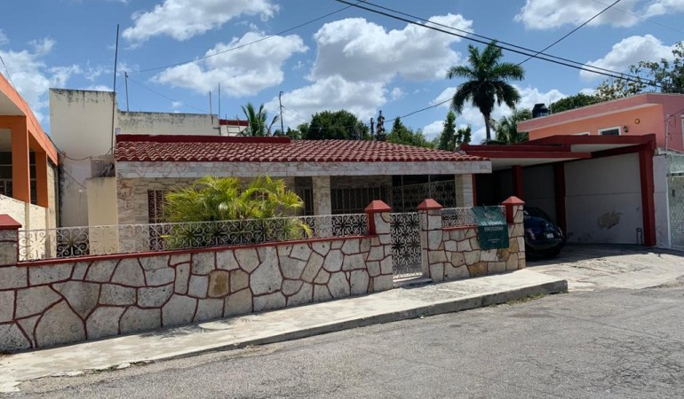 HOUSE FOR SALE IN MERIDA CENTRO